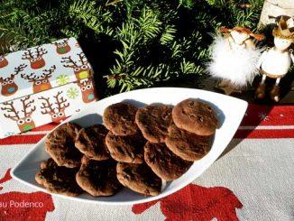 chocolate cookies, schokoladenkekse rezept