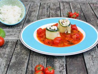 Zucchini-Rezept, Low carb, gesund