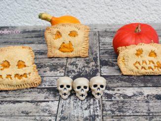 Pop Tarts mit Kürbisfüllung ein tolles Rezept zu Halloween