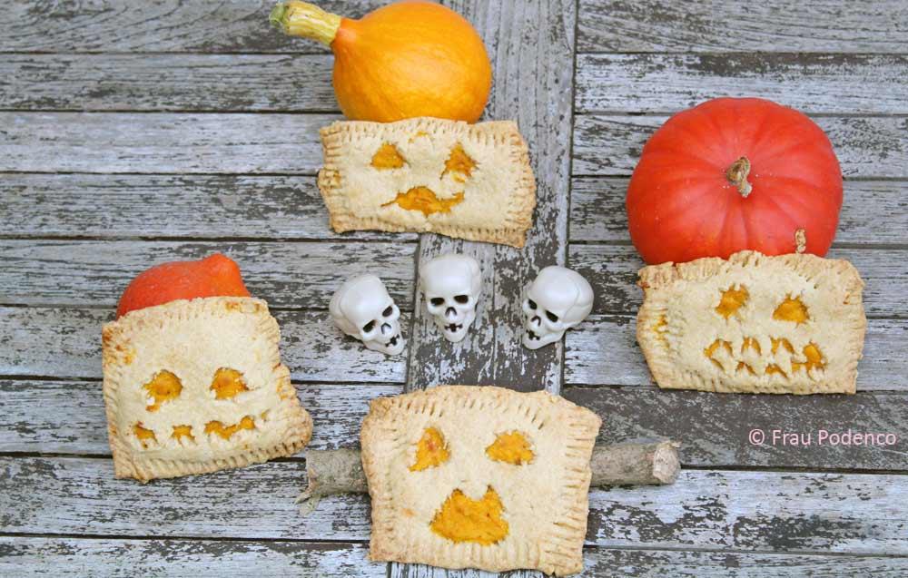 Halloween Rezept für gruselige Pop Tarts