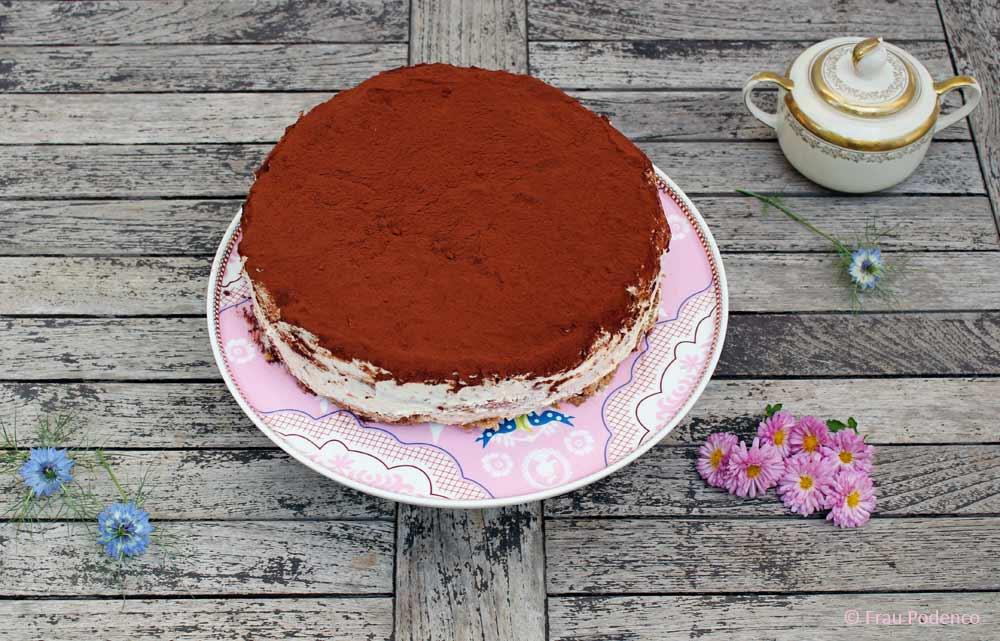 Torte Rezept einfach und raffiniert
