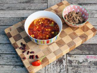 chili con carne vegetarisch