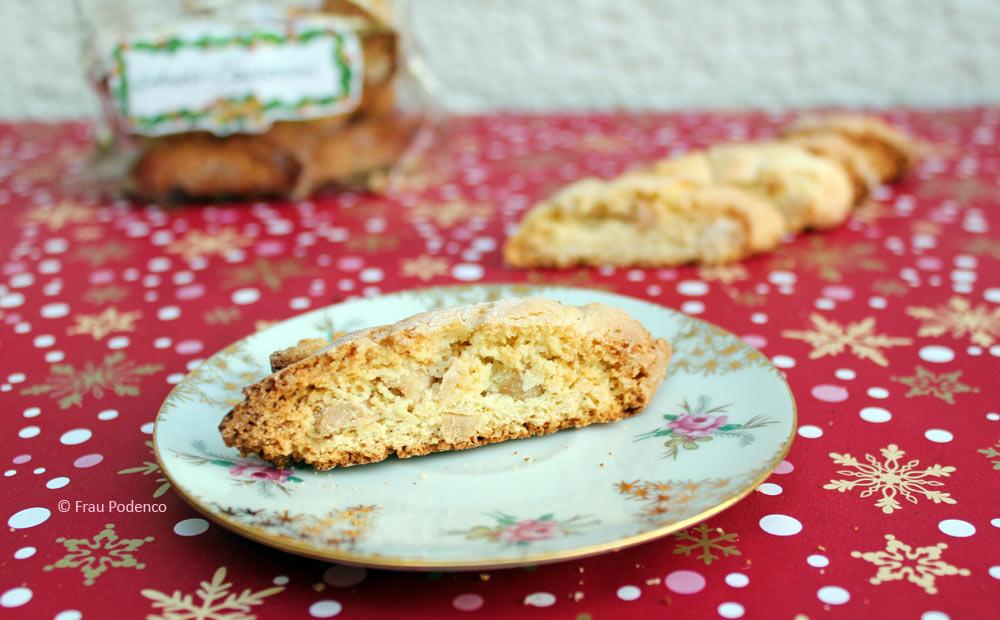 kekse backen cantuccini