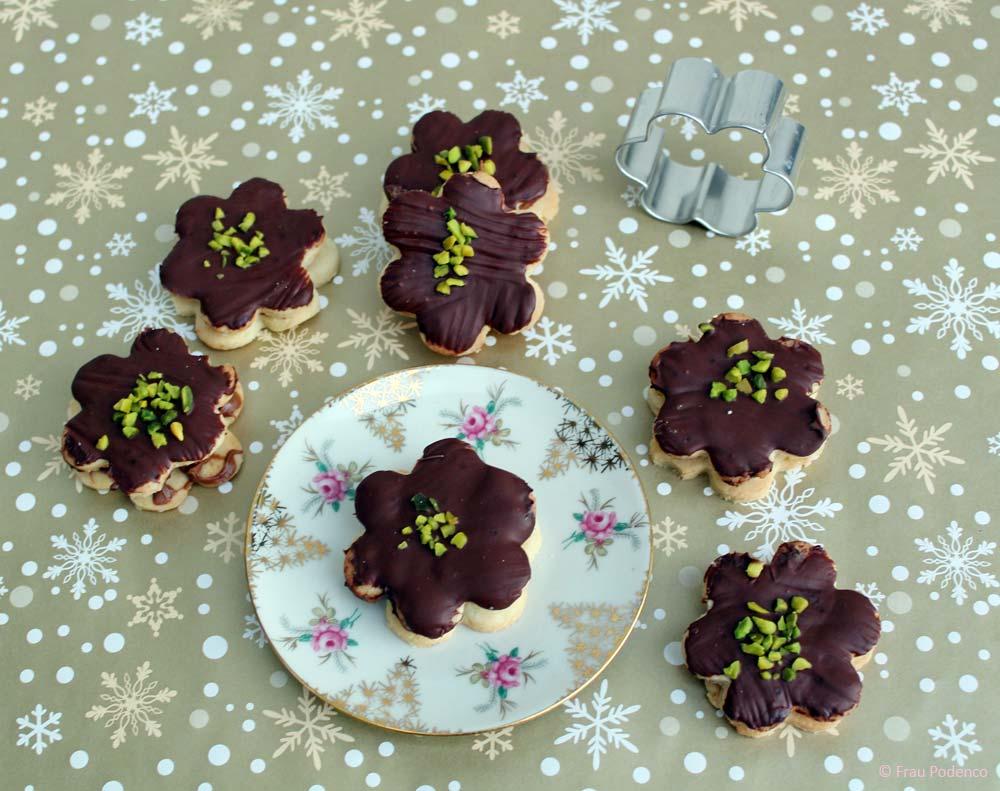 WEihnachten Kekse backen raffinierte Rezepte