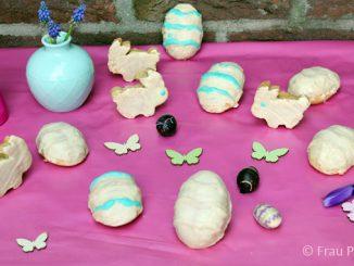 Mini-Eierlikörkuchen Rezept zu Ostern