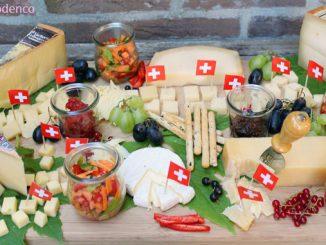 Käseplatte dekorieren, Beilagen, Paprika-Marmelade
