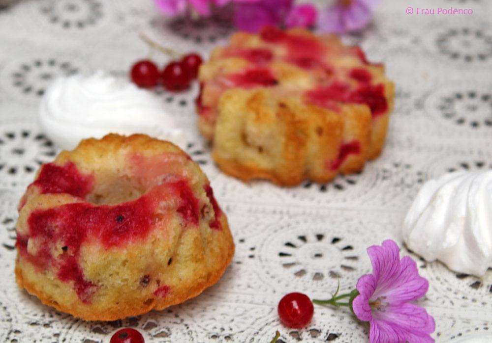 Kuchen mit johannisbeeren und baiser rezept backen sommer beeren